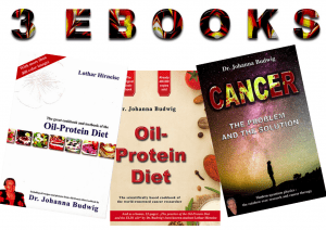 3 ebooks about oil protein diet